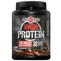 Musashi P High Protein Chocolate 900G