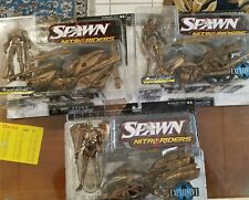 McFarlane Toys spawn collection of nitro Riders lot