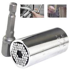 7-19mm Gator Grip Universal Steckschlüssel Schraubenschlüssel Power Drill Adapte