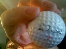 Lee Trevino Signature Golf Ball By  Rawlings  Surlyn