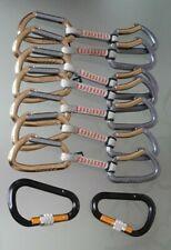 CASSIN Arrampicata Climbing - Set rinvii moschettoni - Quickdraws carabiners set