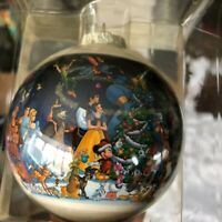 The Merriest Place in the World Walt Disney World Christmas Ornament Bulb