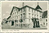 Ansichtskarte Schwenningen Neckar Hotel Adler ca. 50er Jahre (Nr.9637)