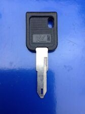 Ignition Door Lock Blank Key Classic Renault Peugeot Plastic Head