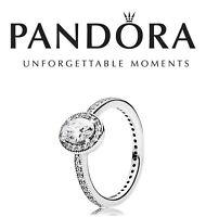 Pandora Silver Vintage Elegance Ring