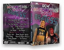 ECW Wrestling: Mountain Top Madness DVD-R, Raven Stevie Richards Tommy Dreamer