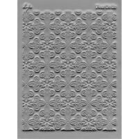 Plaster Cement Fleur De Lis Tile Plastic Mold More Fleur