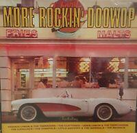 MORE ROCKIN DOO WOP....... DOO WOP 20 Track CD Album Various Artists