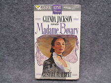 Dove Audio Ultimate Classics Book On Cassette Tapes Glenda Jackson Madame Bovary