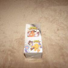 Digimon Digital Monsters Japanese Box 1999 Trading Cards 15 Packs New