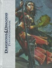 Book - DUNGEONS & DRAGONS PLAYER'S HANDBOOK 4th Edition Deluxe - Hardcover 2008