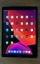 "Apple iPad Pro 12.9"" 128GB WiFi + 4G UNLOCKED Space Gray ML3K2LL/A iPadOS 14"