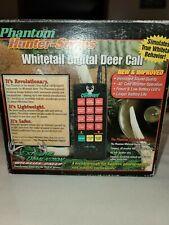 The Phantom Hunter Series Whitetail Digital Deer Call - Open Box