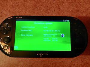 Sony PlayStation Vita Ps Vita Slim 2000 henkaku enso 3.65 PSVITA go  PSV