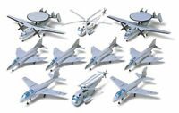 Tamiya 1/350 Ship Series No.9 US Navy working based aircraft set No.2 Plastic mo