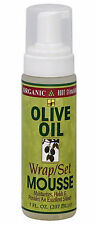 ORS ORGANIC ROOT STIMULATOR OLIVE OIL WRAP/SET HAIR STYLING  MOUSSE 207 ML/7.OZ
