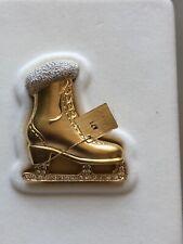 Estee Lauder  'Ice Skate' Perfume Compact