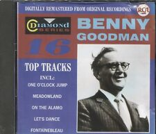 BENNY GOODMAN - 16 TOP TRACKS - CD