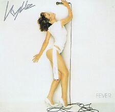 KYLIE MINOGUE Fever CD Album Parlophone 2001