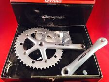 Campagnolo Record 170mm Crank Set - Single Speed - 46T - N.O.S.