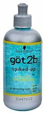 got2b Spiked-Up Styling Gel Max-Control 8.50 oz (Pack of 6)
