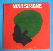 "Nina Simone Lp - self titled , US ""UpFront""  pressing"
