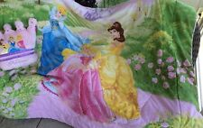 Disney Princess Twin 2 Piece Bed set