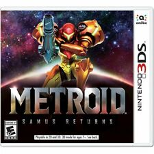 Pre-order Metroid Samus Returns Standard Edition Nintendo 3DS 2017