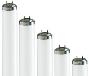T12 Fluorescent Tubes (2ft 20w / 4ft 40w / 5ft 65w / 6ft 75w / 8ft 100w) 3500k