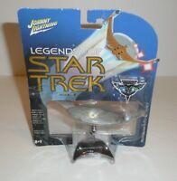 Star Trek Ship Figure Romulan Bird of Prey Johnny Lightning Legends TOS Series 1