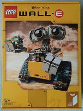 LEGO® Ideas 21303 WALL-E Disney Pixar Set exclusive, NEU & OVP new sealed