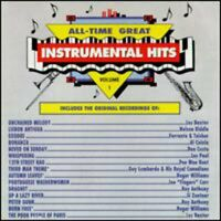 Various Artists - All Time Great Instrumental Hits 1 / Various [New CD]