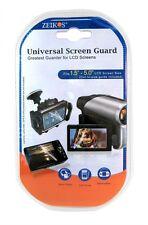 LCD Guard 3 Clear Screen Protector For Panasonic Lumix DMC-TS2 DMC-ZS5