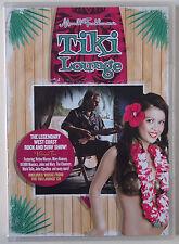 TIKI LOUNGE / VOL. 2 / ROCK & SURF MUSIC / DVD & AUDIO CD SET / ALL REGIONS NTSC
