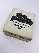 Rockford Fosgate Vintage Tweeter Repair Diaphragm SPD-145RD, 4 ohms