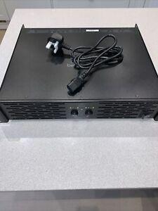 Behringer amplifier KM1700 professional 1700 watt stereo power amp