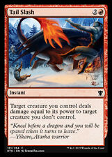 MTG 4x TAIL SLASH - COLPO DI CODA - DTK - MAGIC