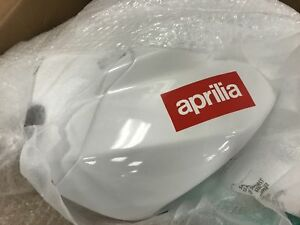 Aprilia RSV4 2010-2016 Fuel Gas Petrol Tank White NEW B04534400BM