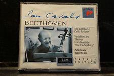 L.v. Beethoven - The Complete Cello Sonatas / Casals/Serkin      2 CDs