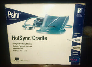 Original Palm III & VII HotSynch Cradle