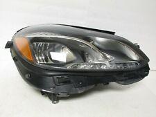 MERCEDES BENZ E250 E300 E500 E550 LED HEADLIGHT RIGHT HAND PASSENGER RH 14-16