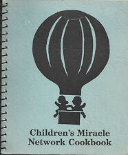 *PELLA IA 1990 WALMART EMPLOYEES & FRIENDS COOK BOOK *CHILDREN'S MIRACLE NETWORK