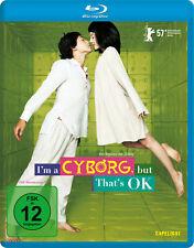 Im a Cyborg, But Thats OK Blu-ray *NEU*OVP*