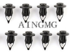 30x Push Rivet Fastener Retainer Clips For GM Chevy Silverado 1500 2500 3500 new