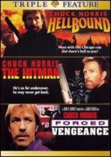Chuck Norris Full Screen Region Code 1 (US, Canada...) DVDs