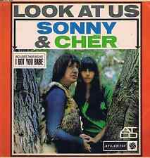SONNY & CHER-nous regarder (LP) (VG +/G +)