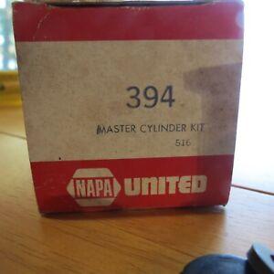 Napa 394 Master Cylinder Rebuild Kit  Ford 1960's  NOS