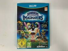 Skylanders: Imaginators (Game Only) Nintendo Wii- U Game PAL UK