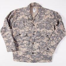 New POST O'ALLS Digital Camo Cotton Double-Pocket 'USN' Jacket L Large USA