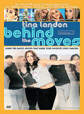 Tina Landon - Behind The Moves: Session 1 (DVD, 2003, English Version)